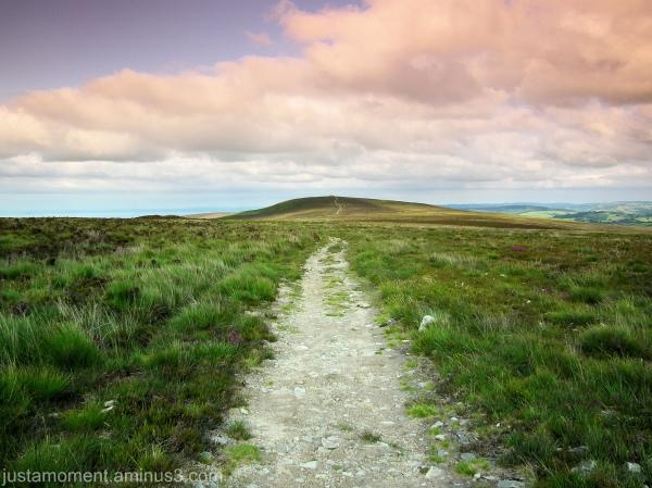 Well trodden path.