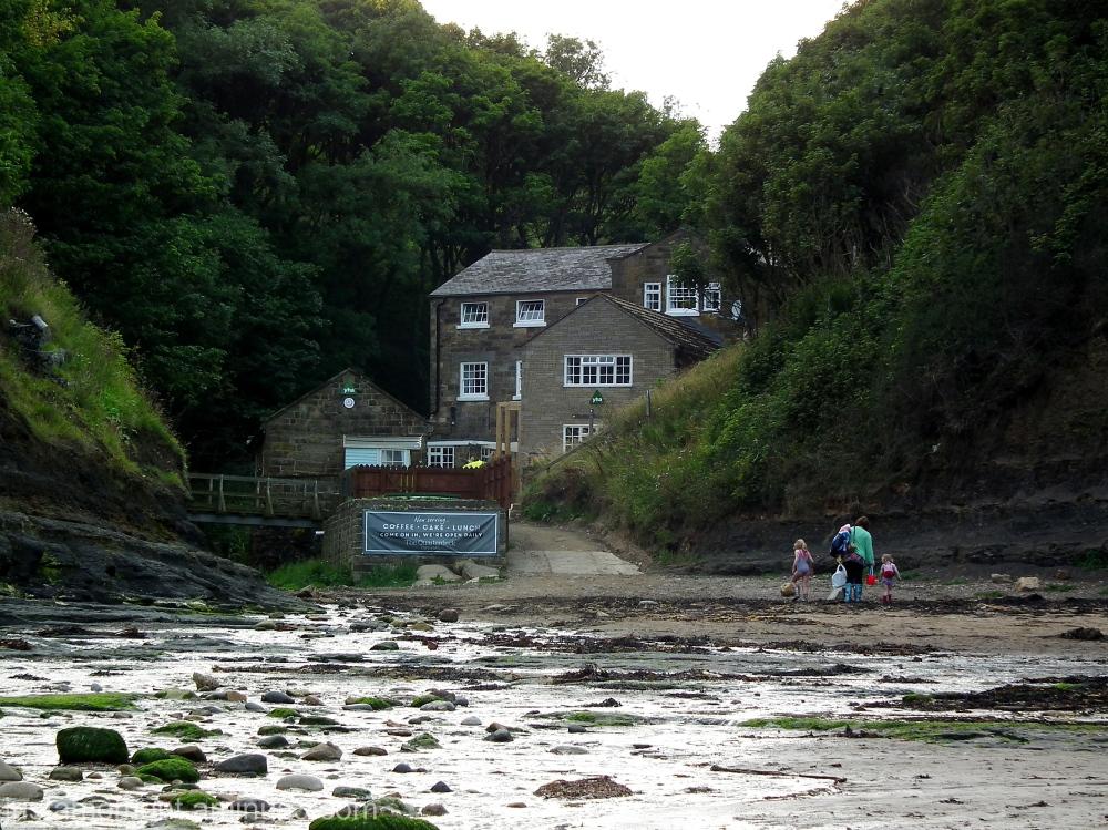 Boggle Hole Youth Hostel.