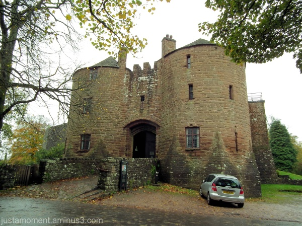 St. Briavels Castle.