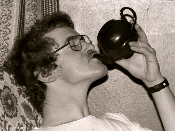 Tea Pots have many uses !