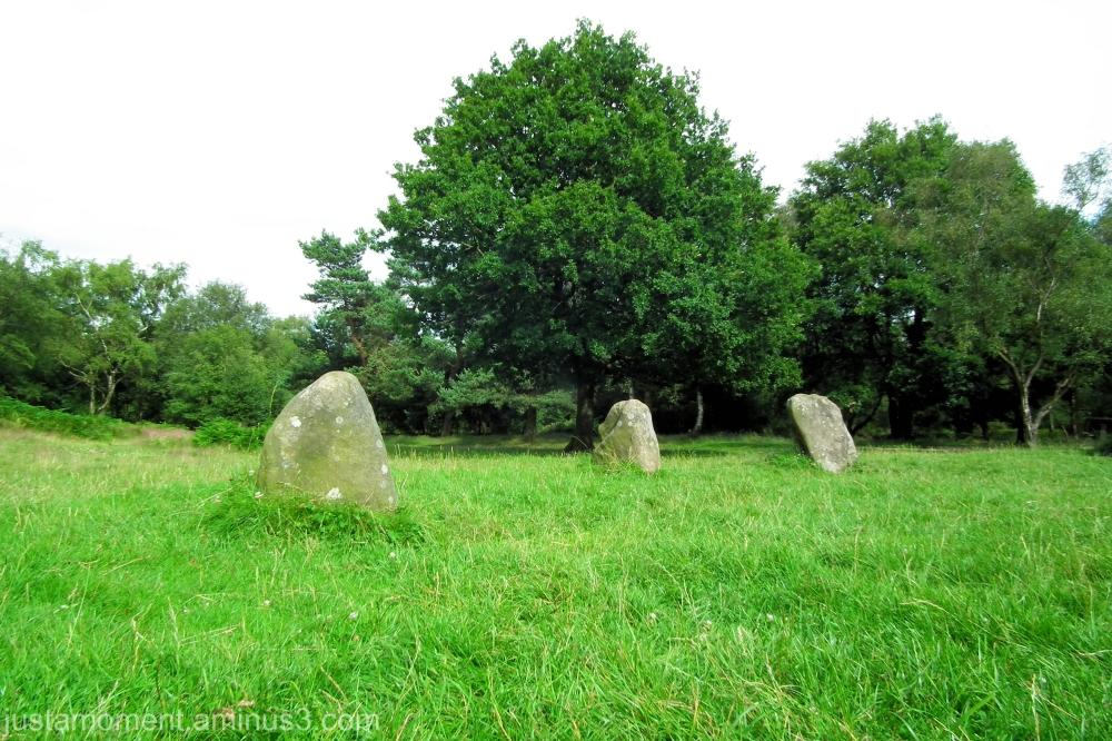 Stanton Moor, Derbyshire.
