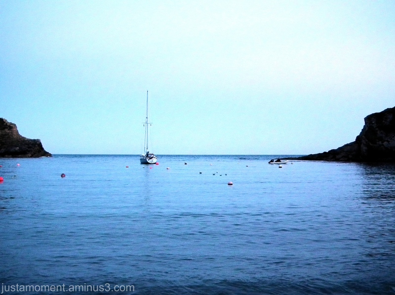 Lulworth Cove.