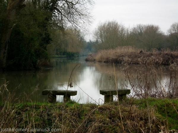 River Avon, Stratford.