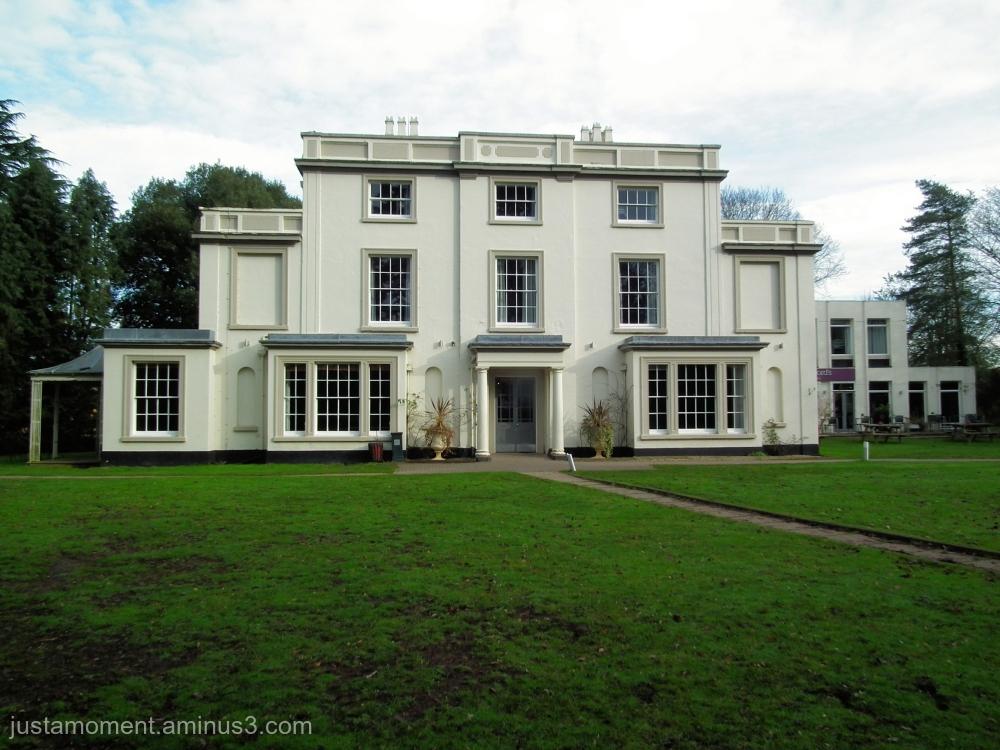 YHA Hemmingford House.