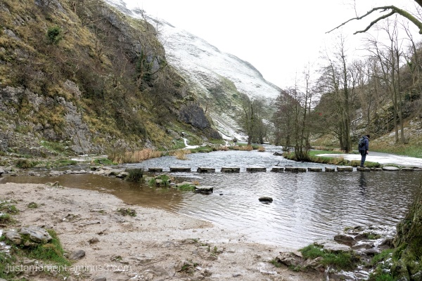 Stepping Stones - Dovedale.