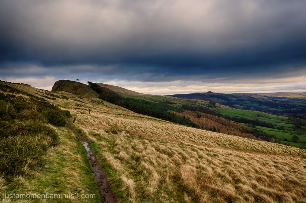 Derbyshire Peak District.
