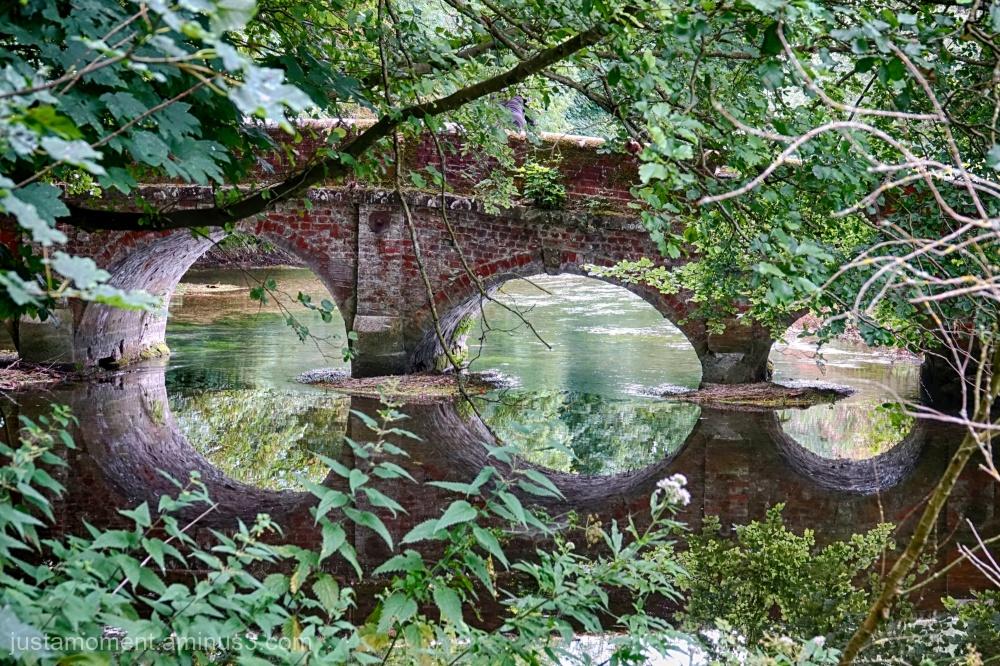 Bridge over the River Avon.