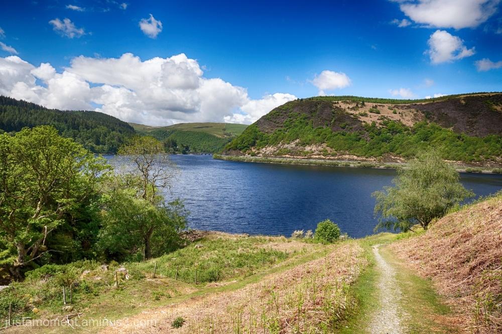 Elan Valley Reservoir.