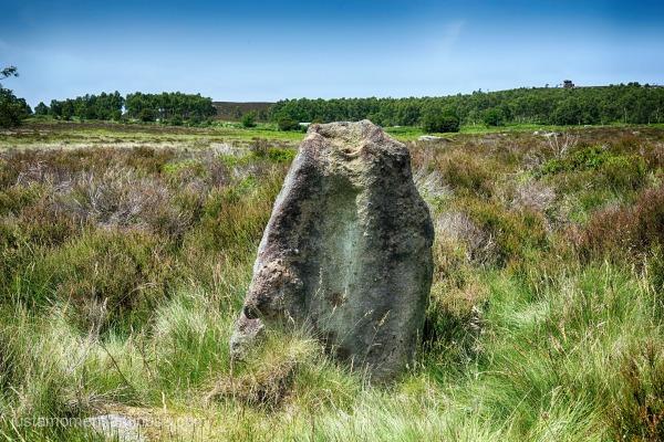 The last stone.
