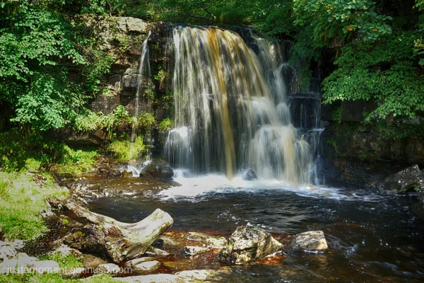 Kisdon Force, Swaledale.