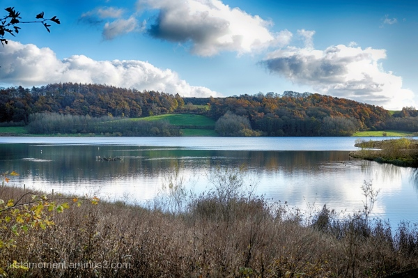 Carsington Water.