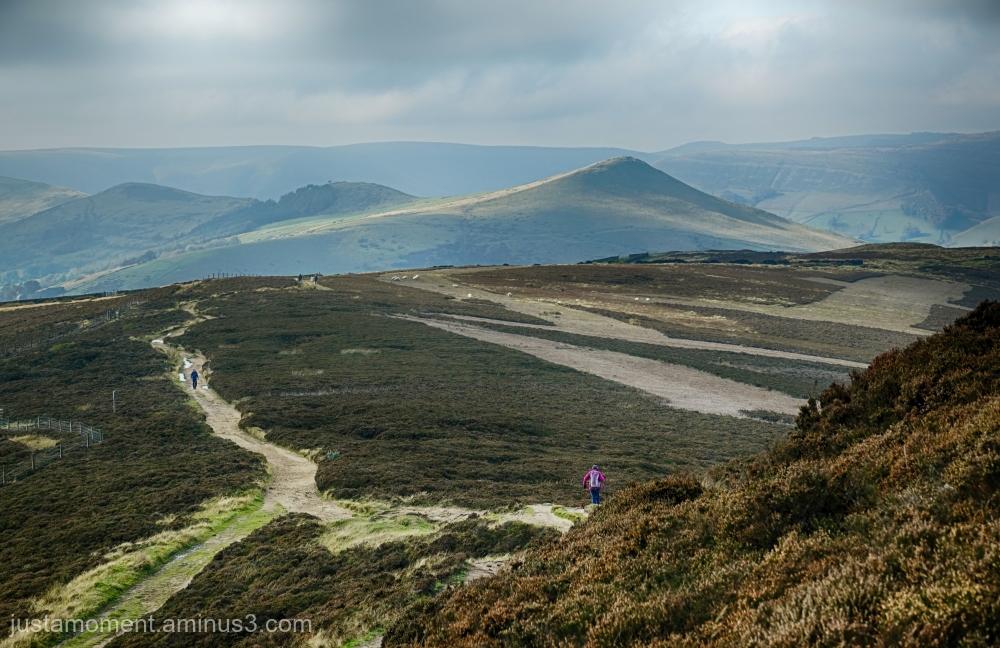Derbyshire Peak District.