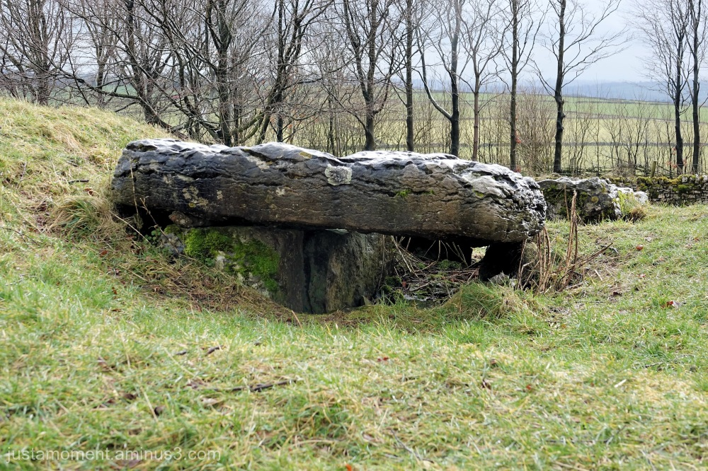 Chambered tomb.