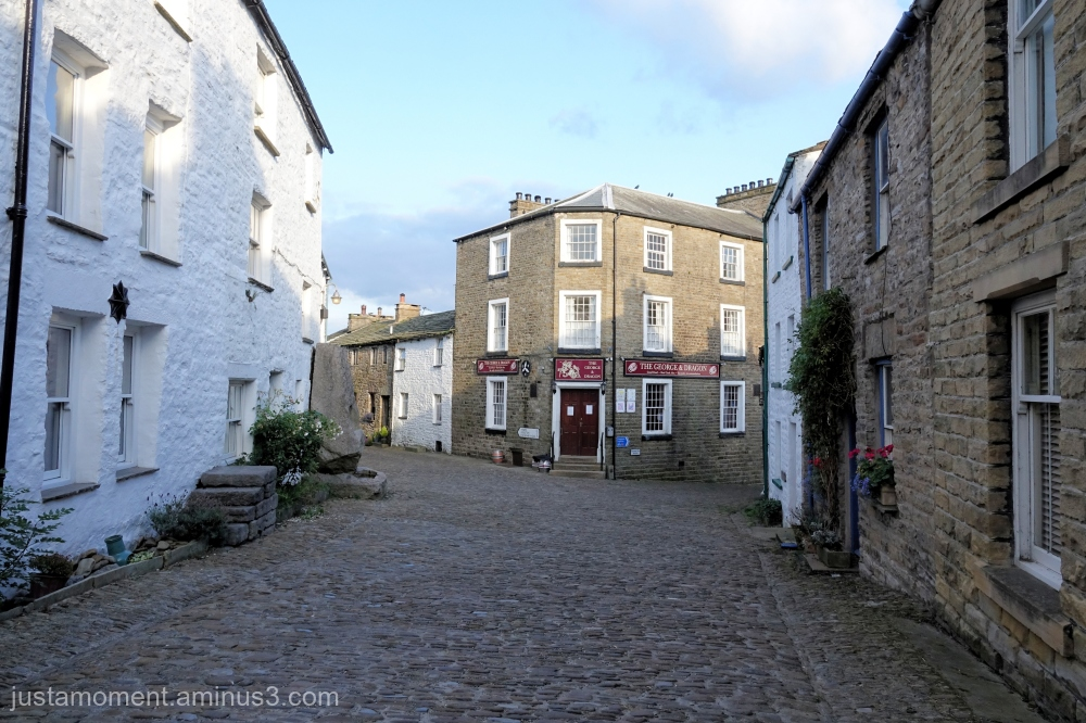 The village of Dent.