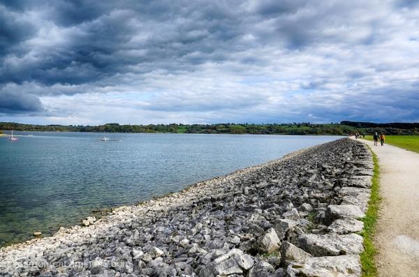 Carsington Water.