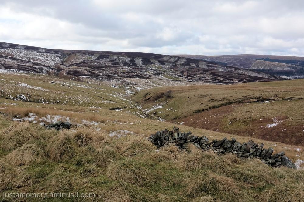 The Goyt Valley, Derbyshire.