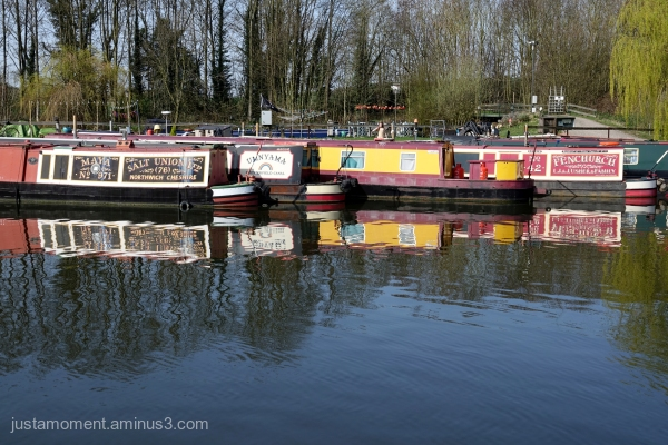 River Boats.