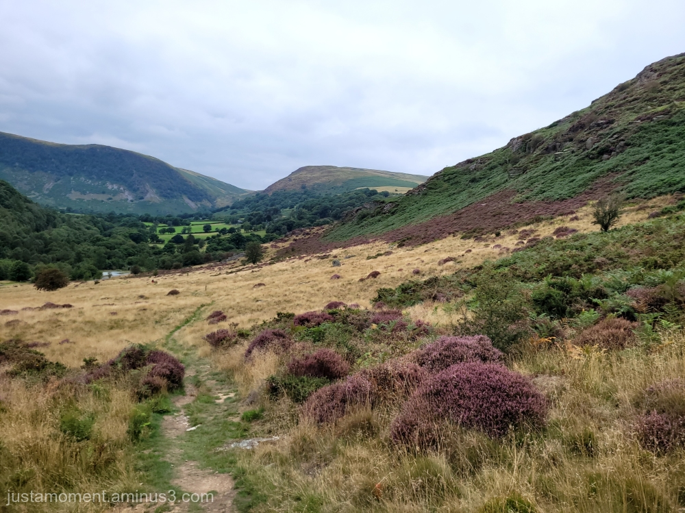The Marteg Valley Wales
