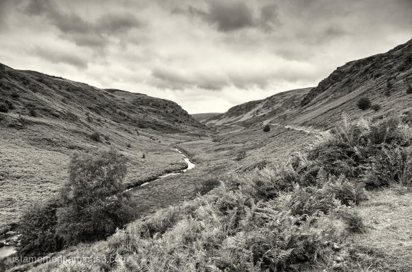 The Abergwesyn Pass.