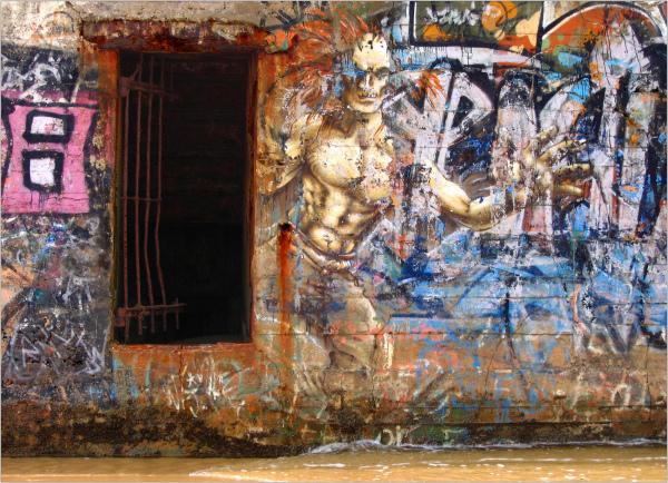 Porte de l'enfer-Hell's door