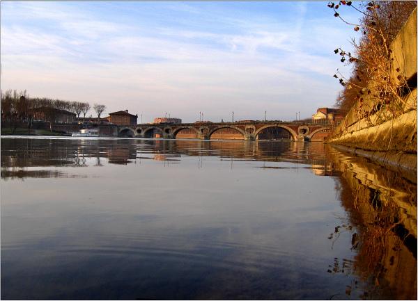 Au fil de la Garonne