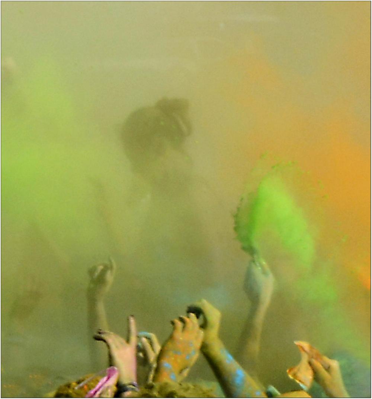 Holi  Open Colors