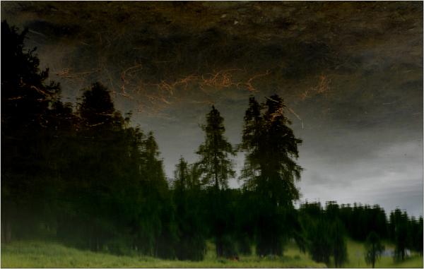 Nuages du lac