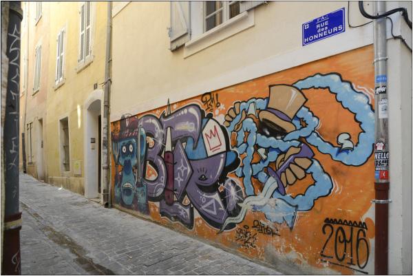 Rue des Honneurs