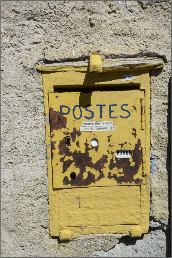 Old Postes