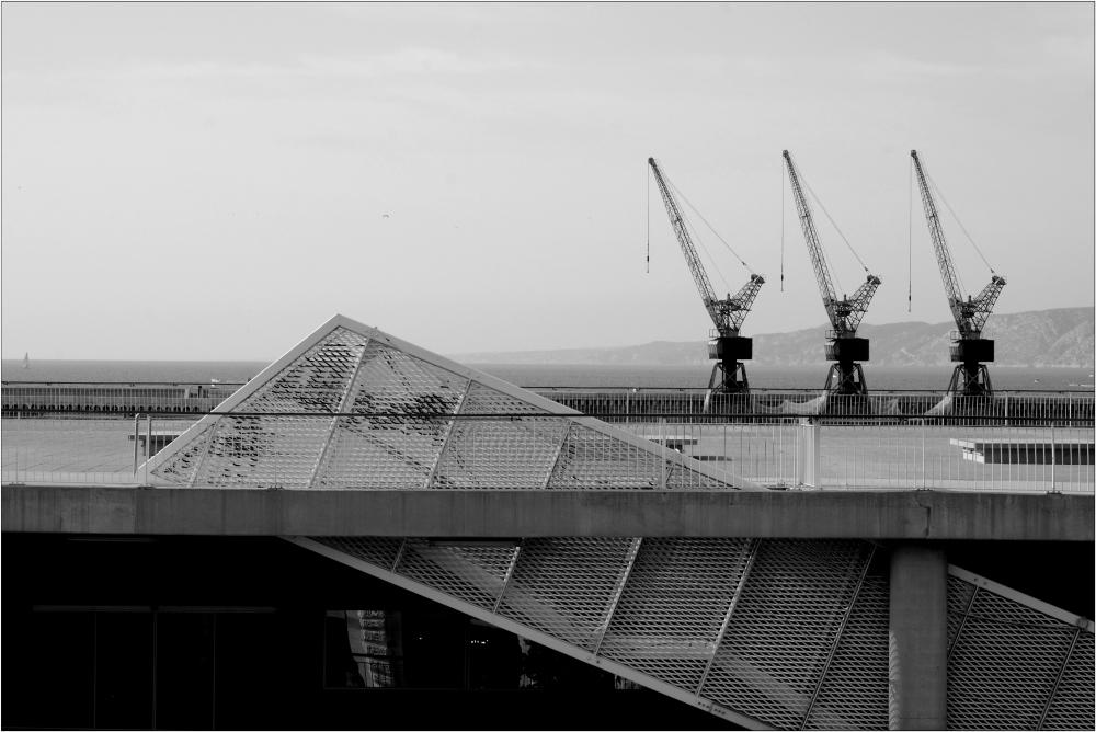 Géométrie portuaire