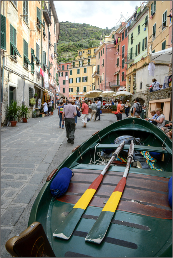 Vernazza dentro