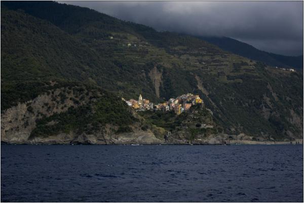 Corniglia trajet retour