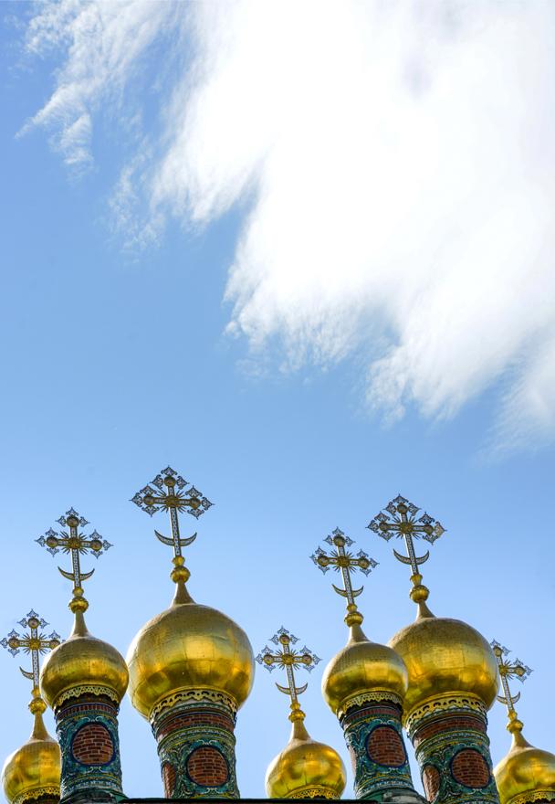 Orgues de croix