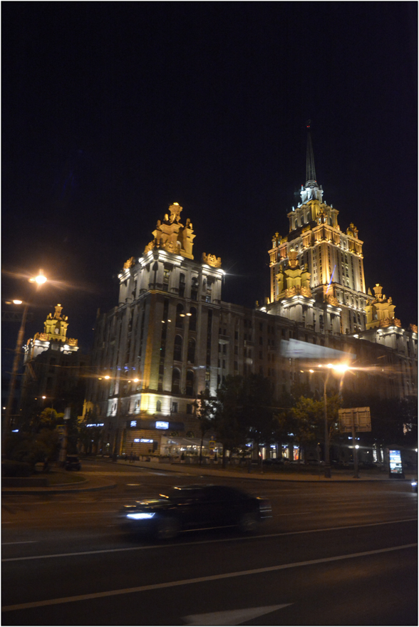 Night in  Moscou 1