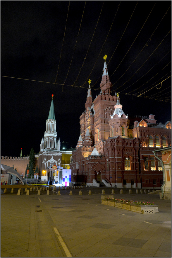 Night in Moscou 4