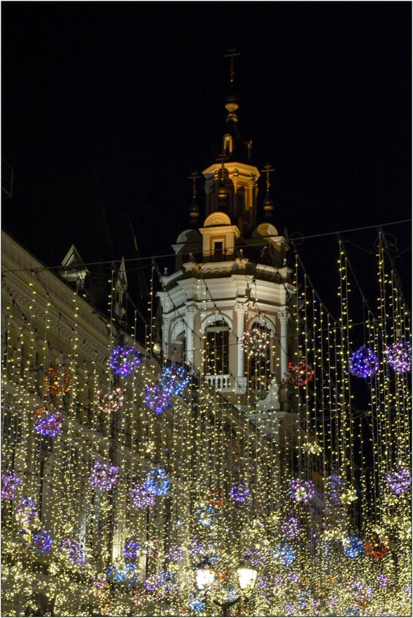 Night in Moscou 5