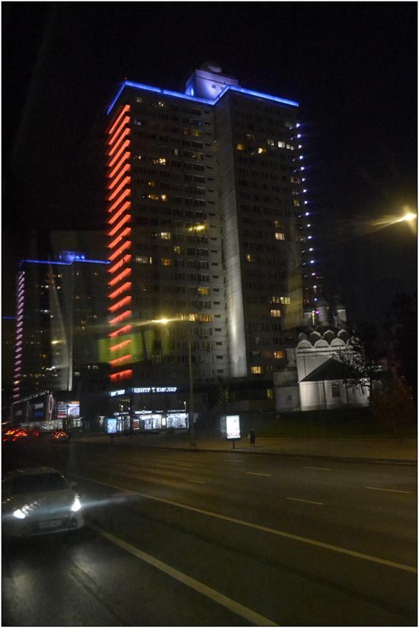 Night in Moscou 6