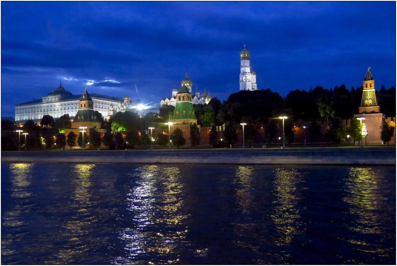 Night in Moscou 7