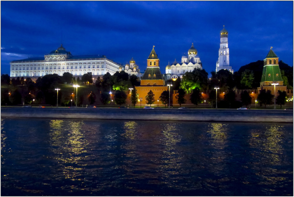 Night in Moscou 8
