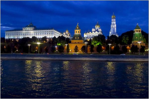 Night in Moscou 8