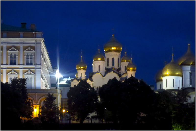 Night in Moscou 9