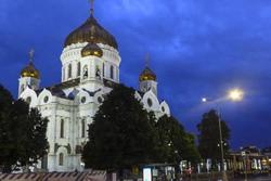 Night in Moscou 10