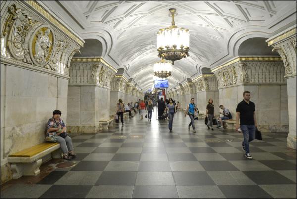 Galerie .... souterraine