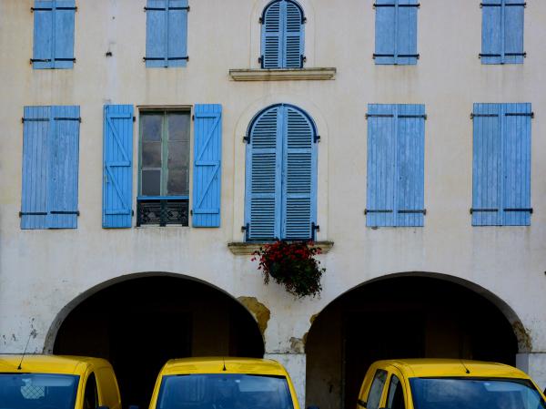 Parking de La Poste