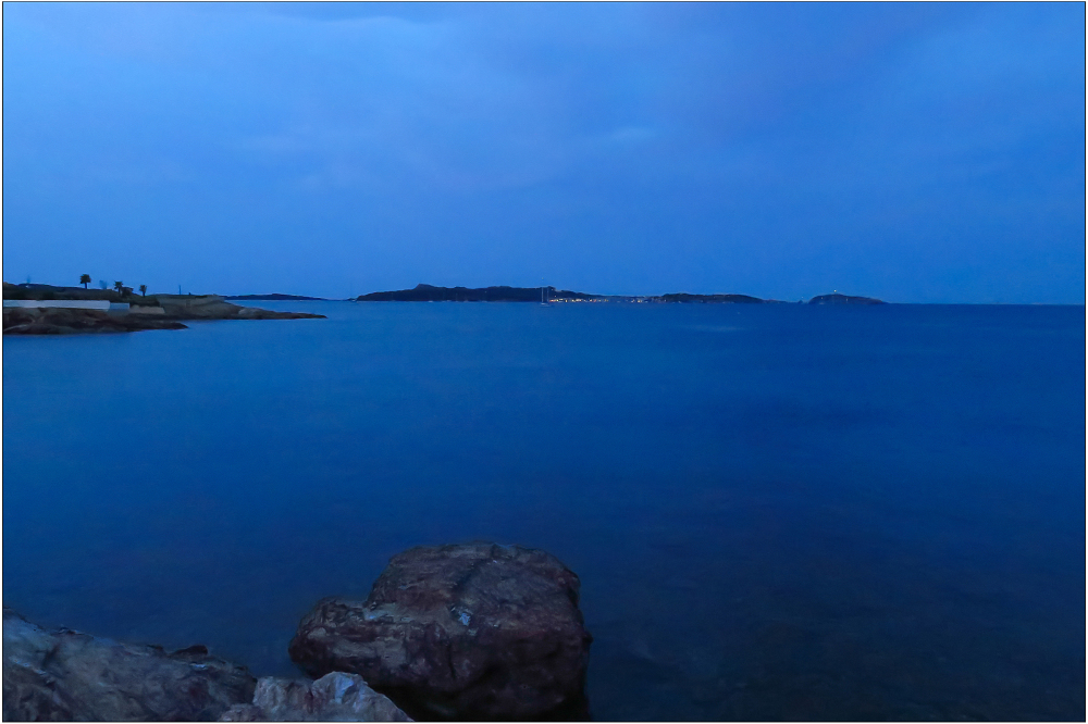 Réveil sur l'île