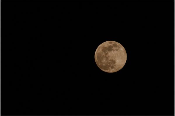 Super lune rose