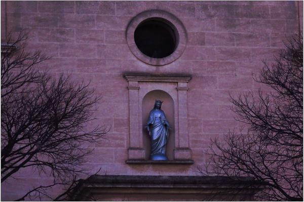 Le crépuscule de Marie