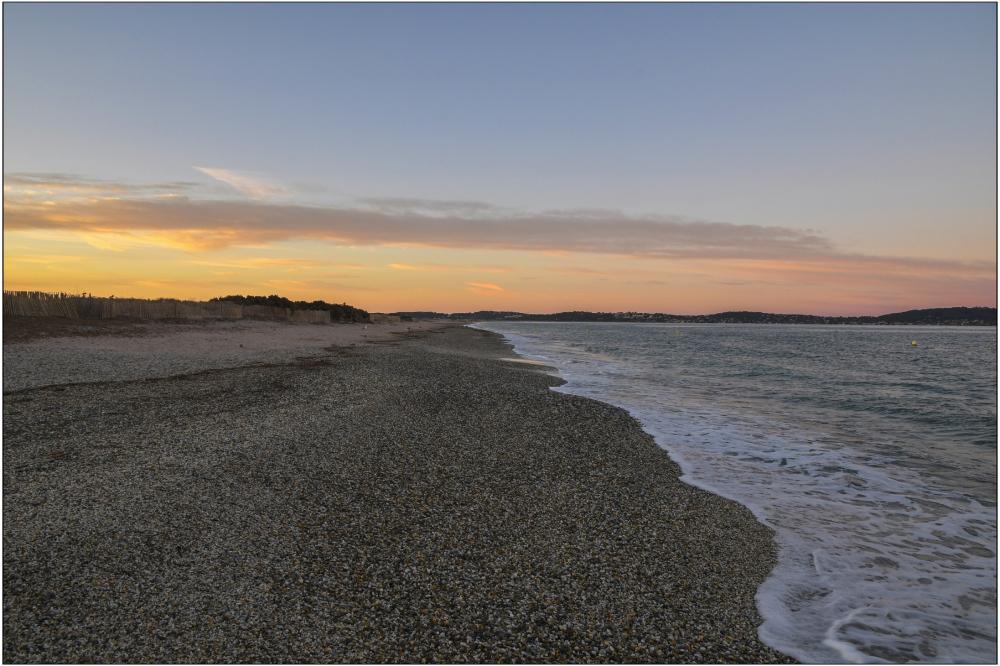 Coté plage
