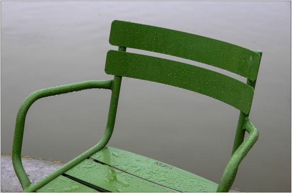 Chaise B0269 mouillée