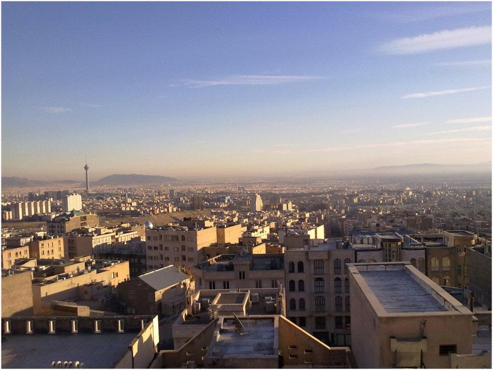 Good morning Tehran